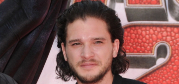 Kit Harington vs Gerard Butler at the 'Dragon 2′ premiere: who would you rather?
