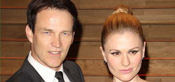Anna Paquin: I'm 'proud to be a happily married bisexual mother'