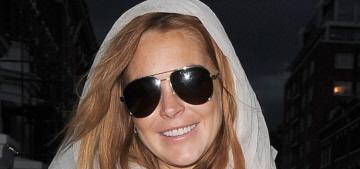 Lindsay Lohan crack-stalked James Franco but they never had sex, says Franco