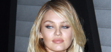 Candice Swanepoel celebrates her #1 status on the Maxim 100: cute or blah?