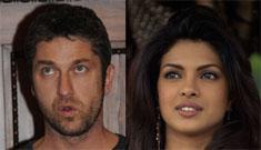 New Couple Alert: Gerard Butler and Bollywood actress Priyanka Chopra