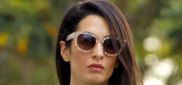 Is Amal Alamuddin the 'Carolyn Bessette' to George Clooney's JFK Jr.?