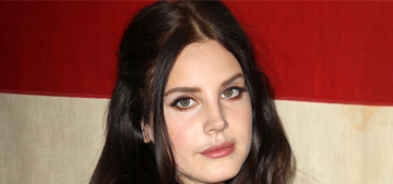 Lana Del Rey: 'I wish I was dead already. I don't want to have to keep doing this'