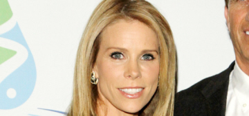 Is Robert Kennedy fooling around on fiancée Cheryl Hines?  Probably.