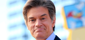 Dr. Oz 'scolded' by Senate for promoting falsely advertised diet products