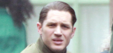 Tom Hardy watches TV cooking shows 'religiously': 'Guilty pleasures are good'