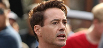 """Robert Downey Jr.'s 'The Judge' looks like a decent Lifetime movie"" links"