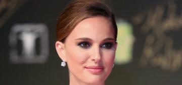 """Natalie Portman wore a frumpy Dior at the Shanghai Film Festival"" links"