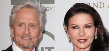 Michael Douglas: 'there's nothing wrong with guys having kids in their 50s'