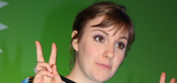 Lena Dunham slams NBC for refusing to air an ad with the word 'abortion'