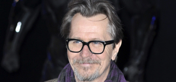 Gary Oldman's apology was not accepted by the ADL, so he apologized again