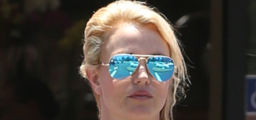 Did Britney Spears & 'normal guy' Dave Lucado break up a few months ago?