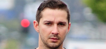 Shia LaBeouf kicked out of 'Cabaret' & arrested, threw homophobic slur at cop