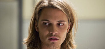True Blood actor Luke Grimes quit the show over gay storyline and scenes