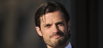Prince Carl Philip of Sweden got engaged to his girlfriend of 4 years, Sofia Hellqvist