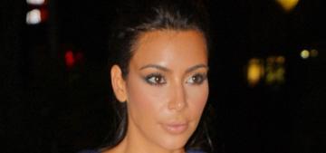 Kim Kardashian wore fug dresses, shopped for eight-figure real estate in NYC