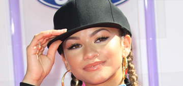 Zendaya dropped out of the Aaliyah biopic for unknown reasons