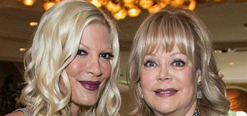 Candy Spelling shades daughter Tori for spending $50k in one store: hypocrite?