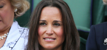 Pippa Middleton tells Matt Lauer she 'felt publicly bullied a little bit' post-wedding