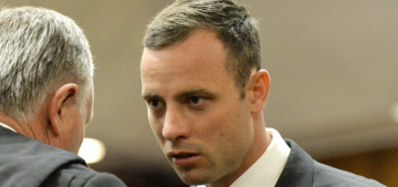 Oscar Pistorius back in court after mental health evaluation reveals he's totally sane
