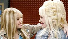 Hannah Montana film says 'no thanks' to Dolly Parton