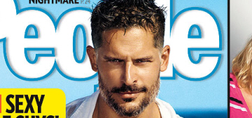Joe Manganiello is People Mag's 'Hottest Bachelor': meathead or magnificent?