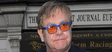 Elton John: Jesus Christ would have been pro-gay marriage & anti-celibacy