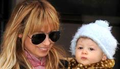 Nicole Richie apartment hunts in NY; Joel Madden roots for Brad Pitt in LA