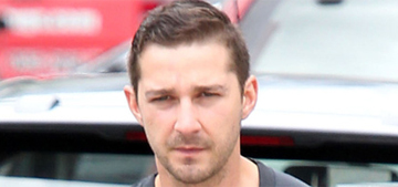 Shia LeBeouf reportedly enters rehab after alcohol fueled meltdown