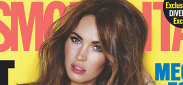Megan Fox: 'Women don't have to be desperate & try so hard'