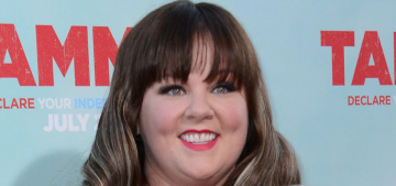 Melissa McCarthy premieres 'Tammy' in LA: were the bangs a bad idea?
