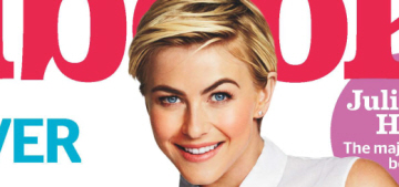 Julianne Hough: 'I'm a feminist; I believe that we should all be equal'