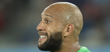 Team USA goalkeeper Tim Howard discusses going viral, USA's World Cup loss