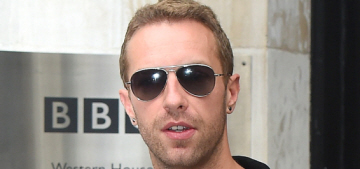 Chris Martin: 'I was vegetarian for a long time but for various reasons I changed'