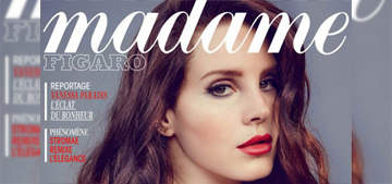 Lana Del Rey: 'I feel like a warrior' but 'think ceaselessly of death'