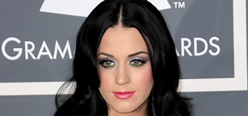 Katy Perry believes that angels visit her during concerts to protect her