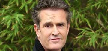 Rupert Everett admits he 'sabatoged' his own career by being 'so difficult'