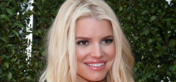 Jessica Simpson & Eric Johnson got married in Santa Barbara on Saturday