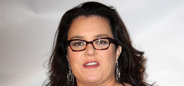 Rosie O'Donnell is in serious talks to rejoin The View: good choice or don't bother?
