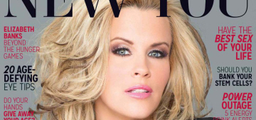 Jenny McCarthy: 'When I'm 60, I want to still have a face that moves'