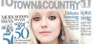 Dakota Fanning: 'Los Angeles, to a person from Atlanta, might as well be Africa'