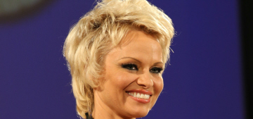 Pamela Anderson & Rick Salomon are getting divorced again, of course