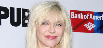 Courtney Love, Marilyn Manson join Sons of Anarchy: stunt casting or good idea?
