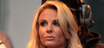 Elisabeth Hasselbeck is so pissed off that Rosie O'Donnell is returning to The View