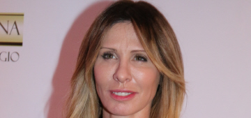 RHONY Carole Radziwill banged Ralph Fiennes as well as George Clooney