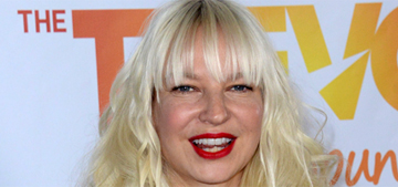 Sia says smoking pot caused her bipolar disorder: 'I f—ed my brain up'
