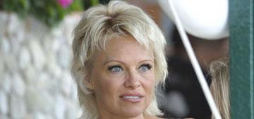 Pamela Anderson pens poem about prostitution post-divorce: is she ok?