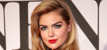 Kate Upton won't say 'never' to posing for Playboy: should she do it?