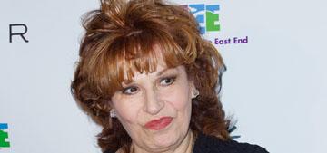 Joy Behar on Elisabeth Hasselbeck trashing Rosie: 'That was below the belt'