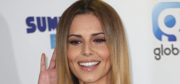 Cheryl Cole eloped with a French dude she met in May of this year: terrible idea?